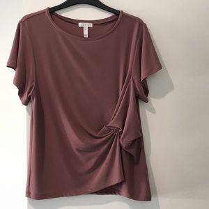 Nordstrom knot front top